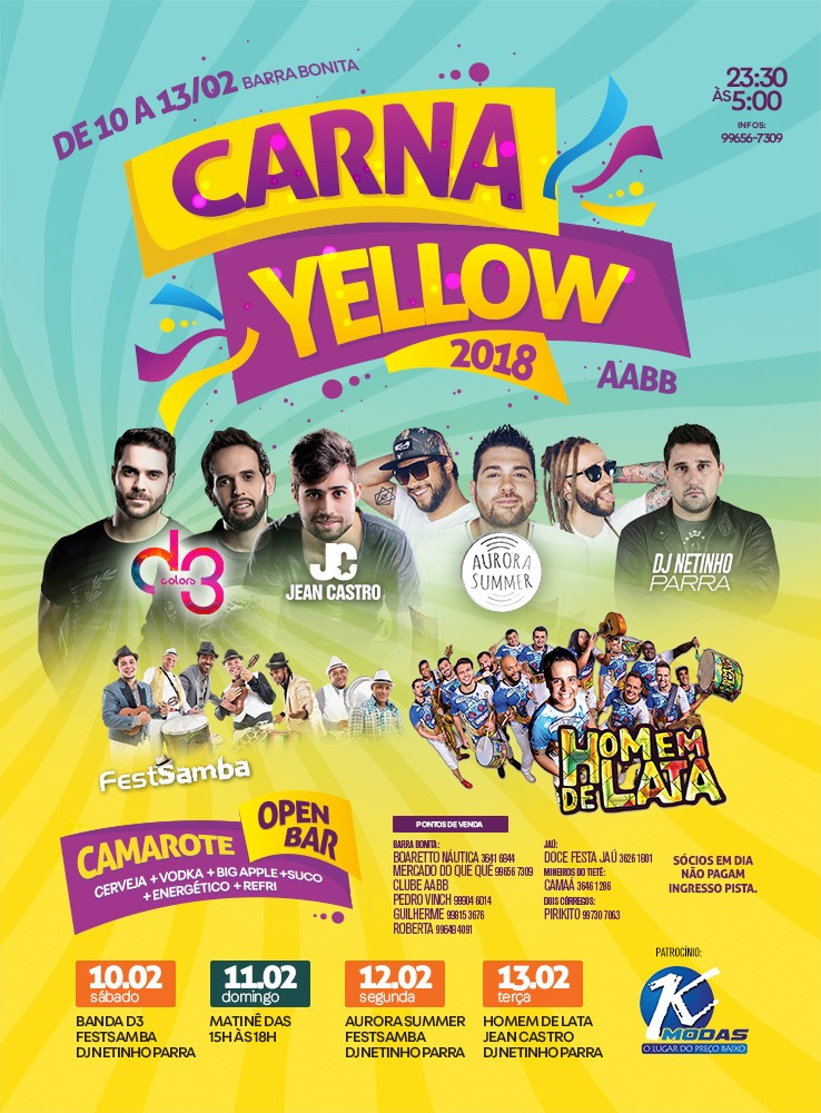 Carna Yellow